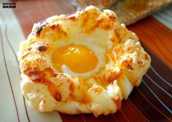 Необычные блюда из яиц рецепты и